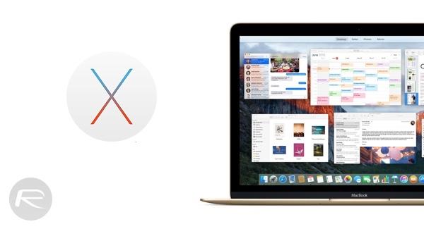 OS X El Capitan Compatible Macs main