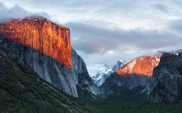 OS X El Capitan wallpaper