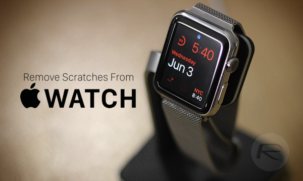 How To Remove Scratches From Apple Watch Stainless Steel [Guide]