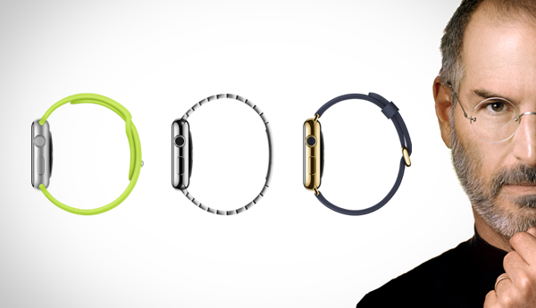 Steve Jobs Apple Watch main