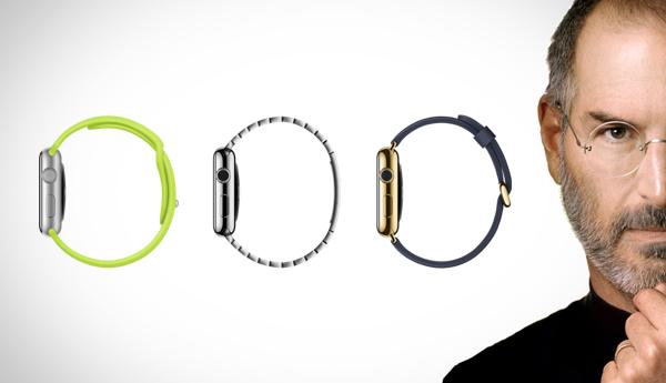 Steve Jobs' View On Healthcare Inspired Apple Watch Development
