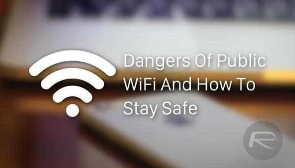 WiFi safe main