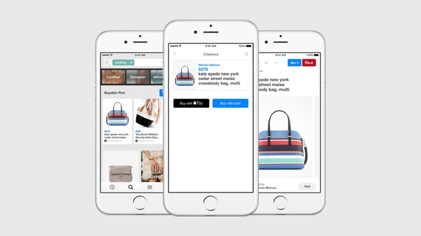 apple pay pinterest
