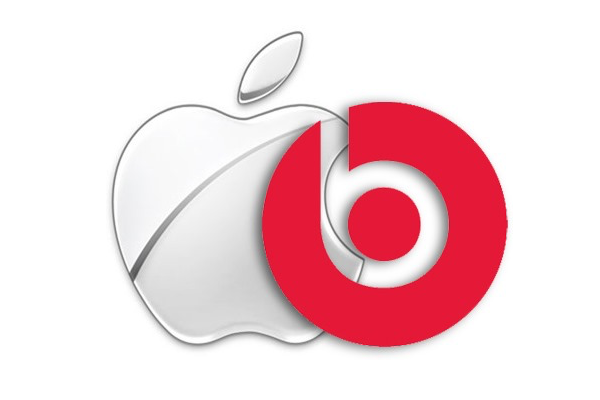 beats apple logo