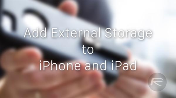 external storage main