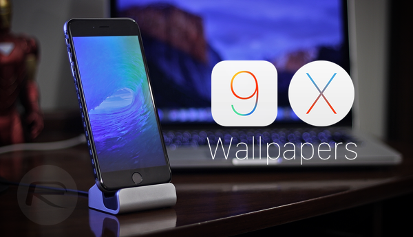 iOS 9 OS X 1011 wallpapers main
