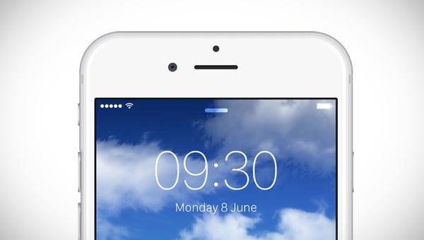 iOS 9 concept main