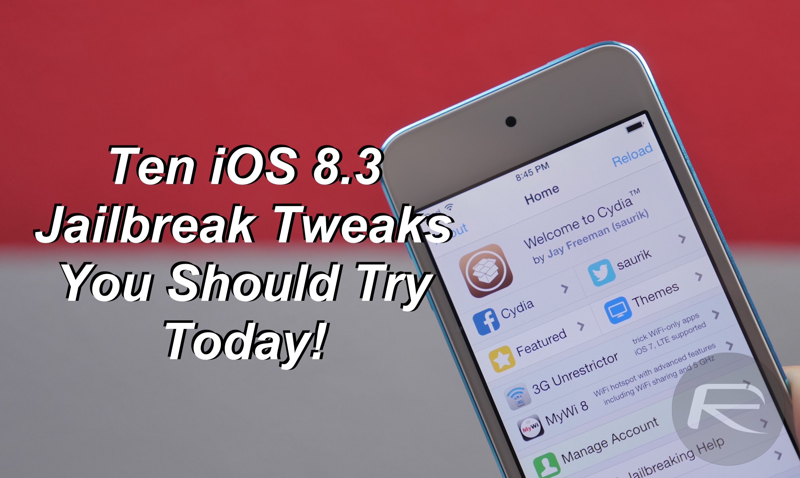 ios 8.3 jailbreak video
