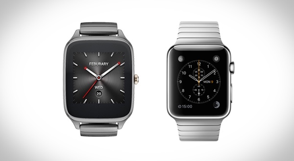 zenwatch 2 apple watch link