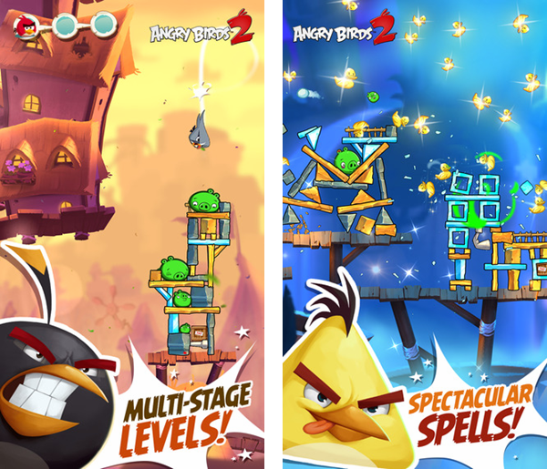 Angry Birds 2 - 1