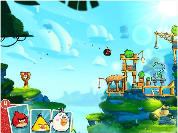 Angry Birds 2 - 3