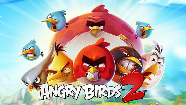 Angry Birds 2 Main