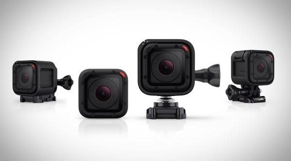 GoPro session