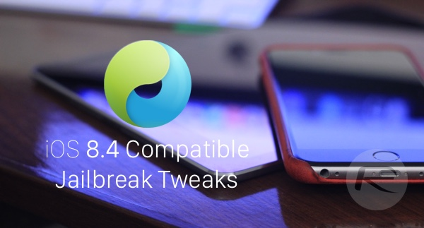 iOS 8 4 Compatible Jailbreak Tweaks On Cydia [List