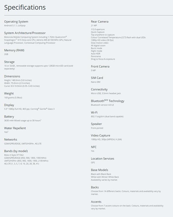 Moto X Play Specs-2