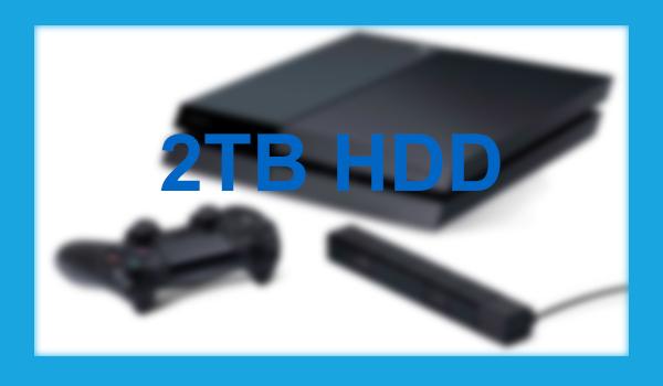 PS 4 2TB Main