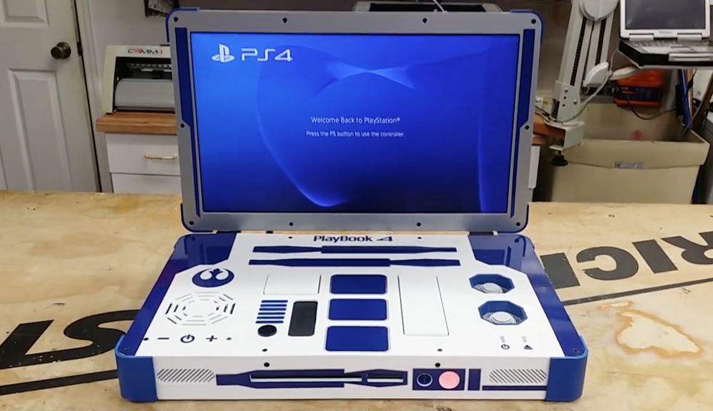 PlayBook 4 PS4