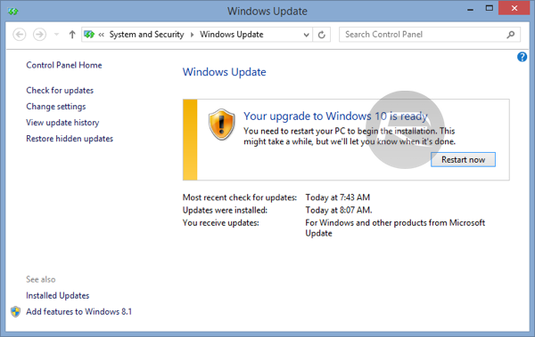 How To Download And Install Windows 10 Free Upgrade