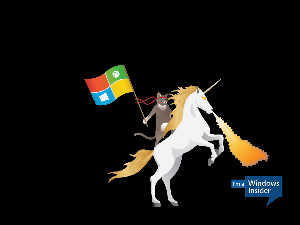Windows_Insider_Ninjacat_Unicorn-1024x768-Desktop