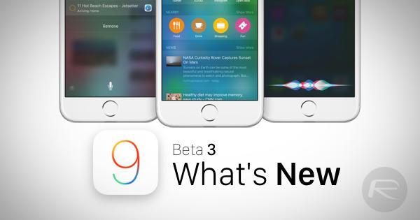 beta 3 new