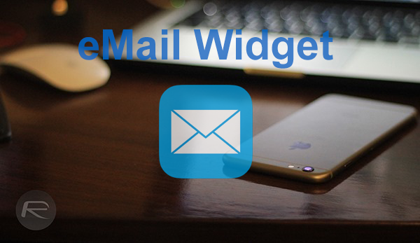 eMail Widget Main