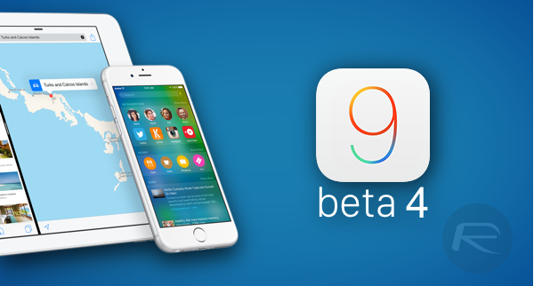 Here's What Is New In iOS 9 Beta 4