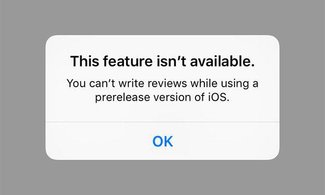 ios 9 beta app store