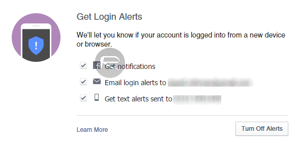 Facebook Securtiy Checkup - 2