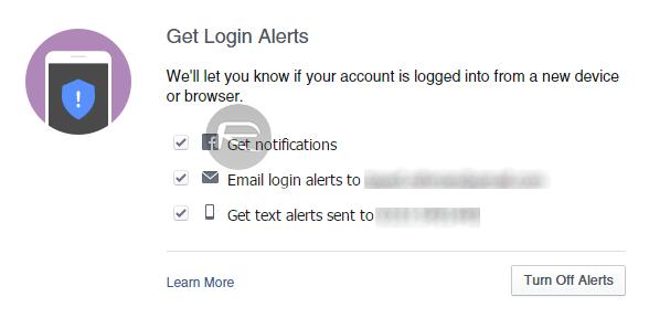 Facebook Securtiy Checkup - 2