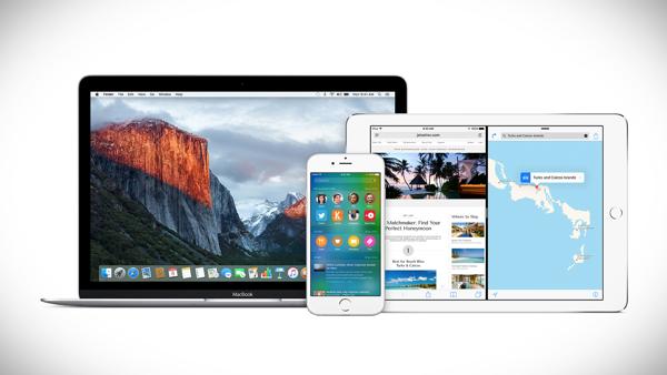 OS X El Capitan - iOS 9