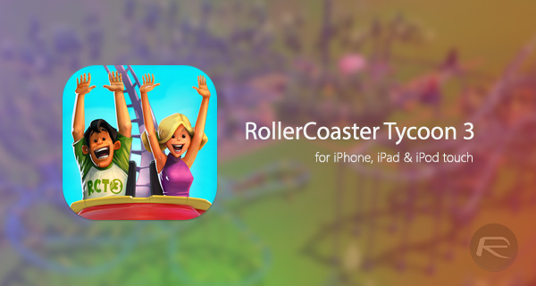 RoallerCoaster-Tycoon-3-for-iPhone-iPad