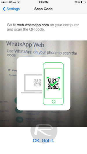 How To Use WhatsApp Web Client With iPhone | Redmond Pie