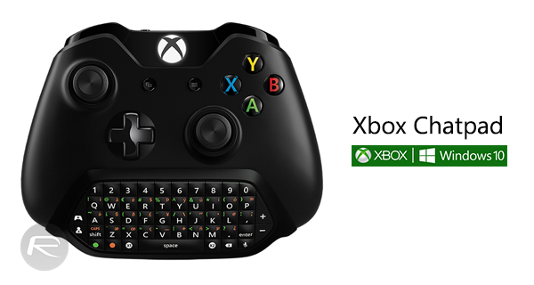Xbox-One-Chatpad