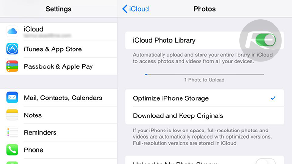 enable and sync icloud photos in windows 10 here s how redmond pie