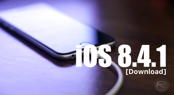 iOS 8.4.1 final main