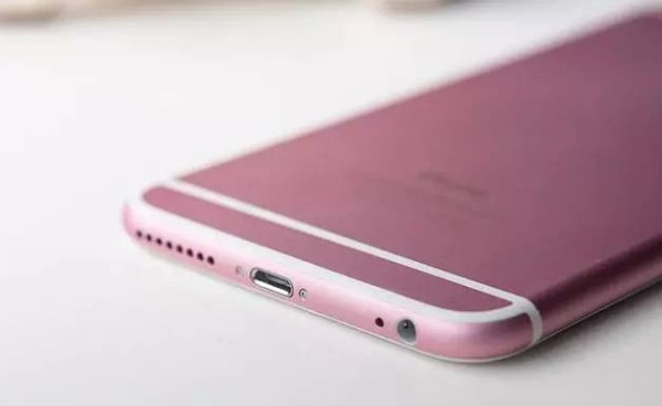 iPhone 6s Pink 1