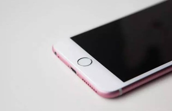 iPhone 6s Pink 2