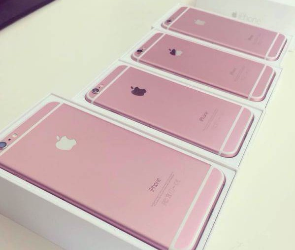iPhone 6s Pink 3