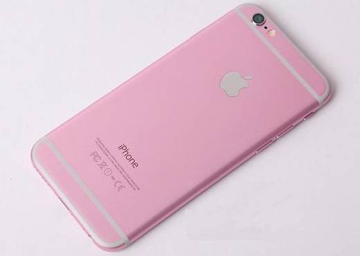 iPhone 6s Pink 4