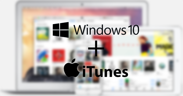 iTunes-and-Windows-10