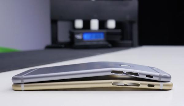 iphone 6s bend main