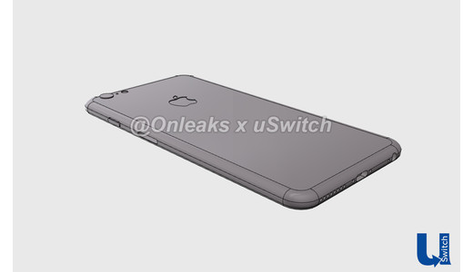 iPhone 6s render