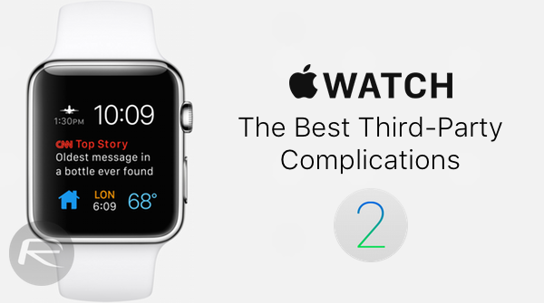 Apple Watch Complications main