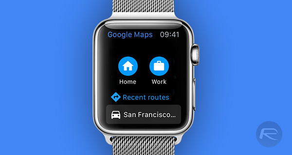 Apple-Watch-Google-Maps-app
