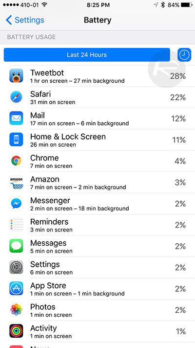 Battery-Details