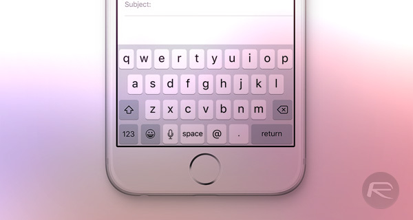 Disable-iOS-9-lower-case-keyboard