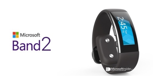 leaked images of microsoft band 2 show off new design with. Black Bedroom Furniture Sets. Home Design Ideas