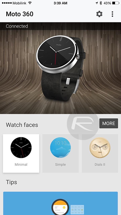 Moto-360-paired-with-iPhone