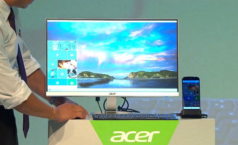 acer windows 10 mobile