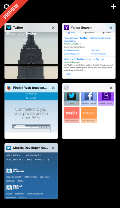 firefox for iOS 1